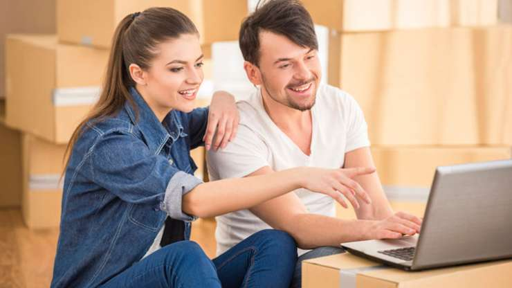Using The Internet for Relocation